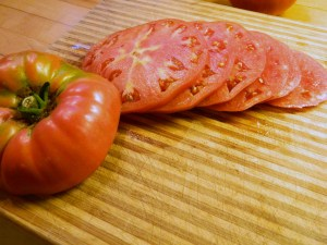 tomato love!